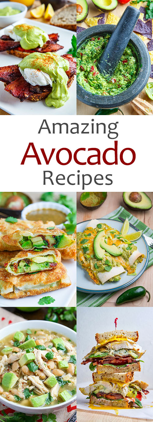 Amazing Avocado Recipes