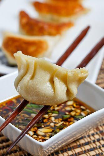 Jiaozi (Chinese Dumplings)