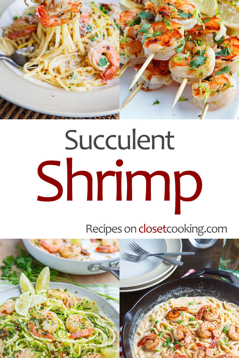 Succulent Shrimp Recipes