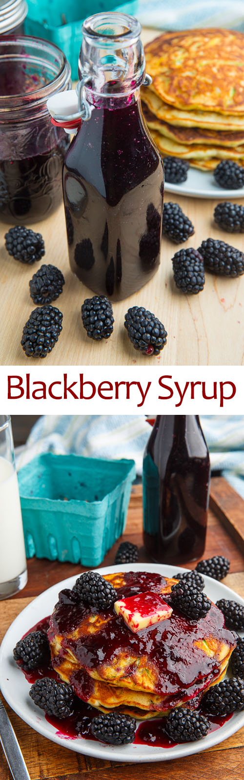 Blackberry Syrup