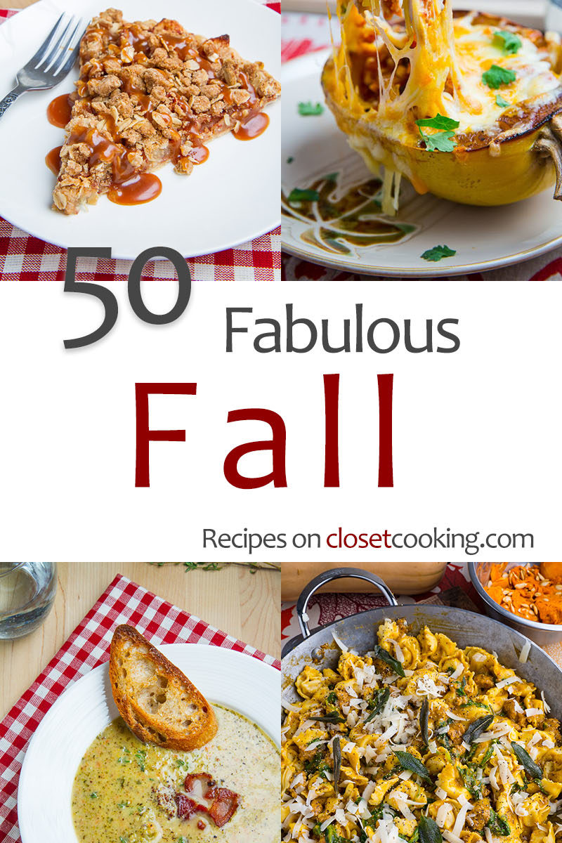 50 Fabulous Fall Recipes