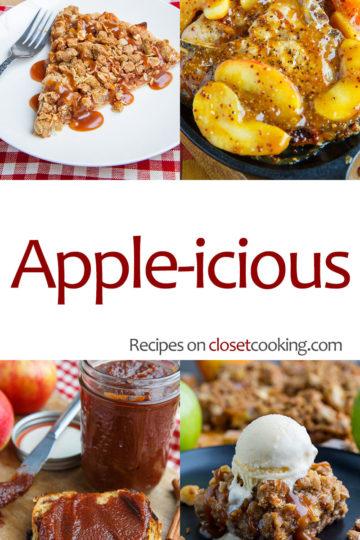 Apple-icious Recipes