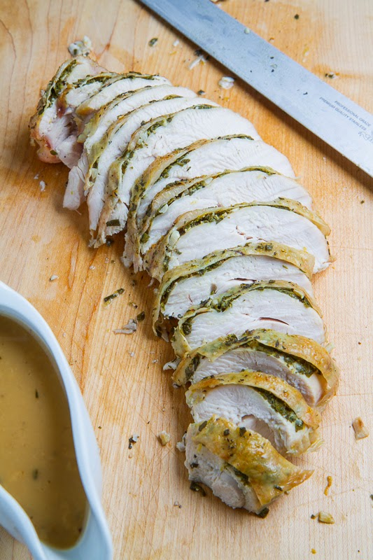 Herb Roasted Turkey Breast