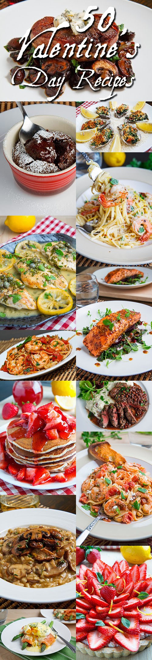 70 Valentine's Day Recipes