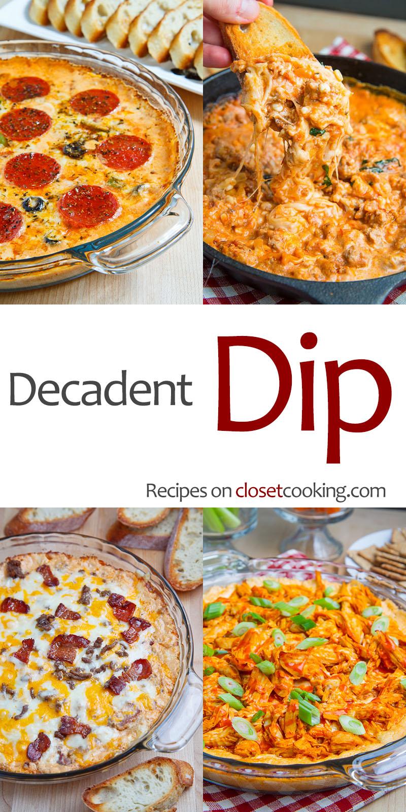 Decadent Dips
