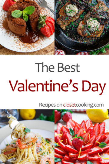 Valentines Day Recipes