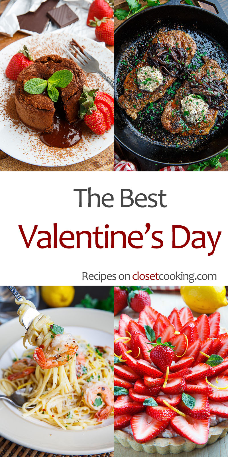 70 Valentine's Day Recipes