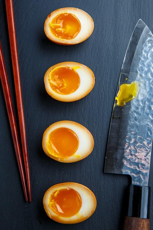Ajitsuke Tamago (Ramen Eggs)