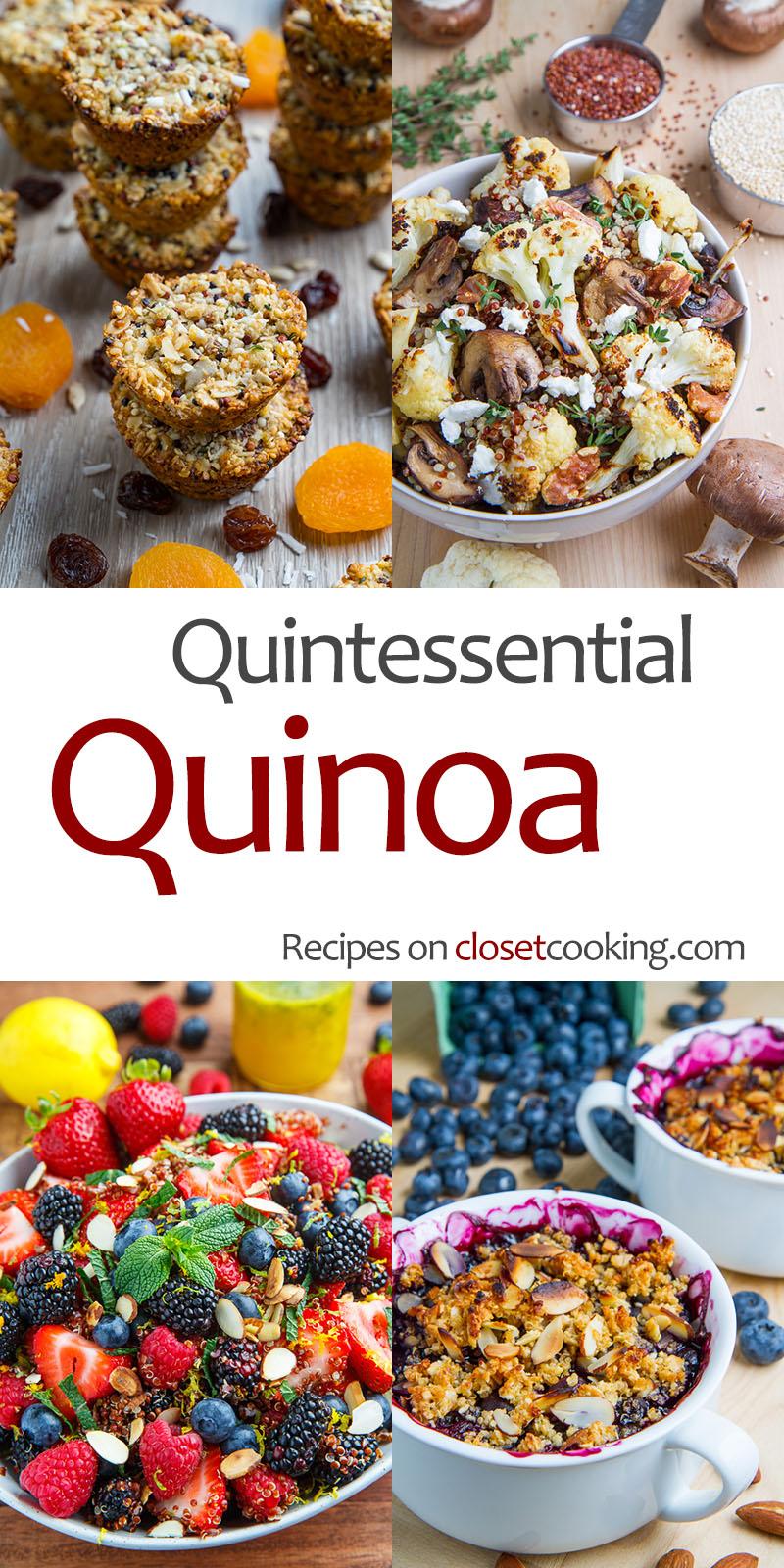 Quintessential Quinoa Recipes
