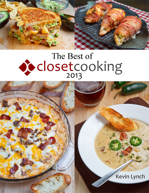 The Best of Closet Cooking 2013 eCookbook - Get your copy now!