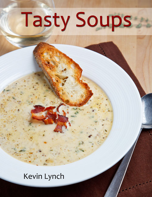 Tasty Soups Cookbook