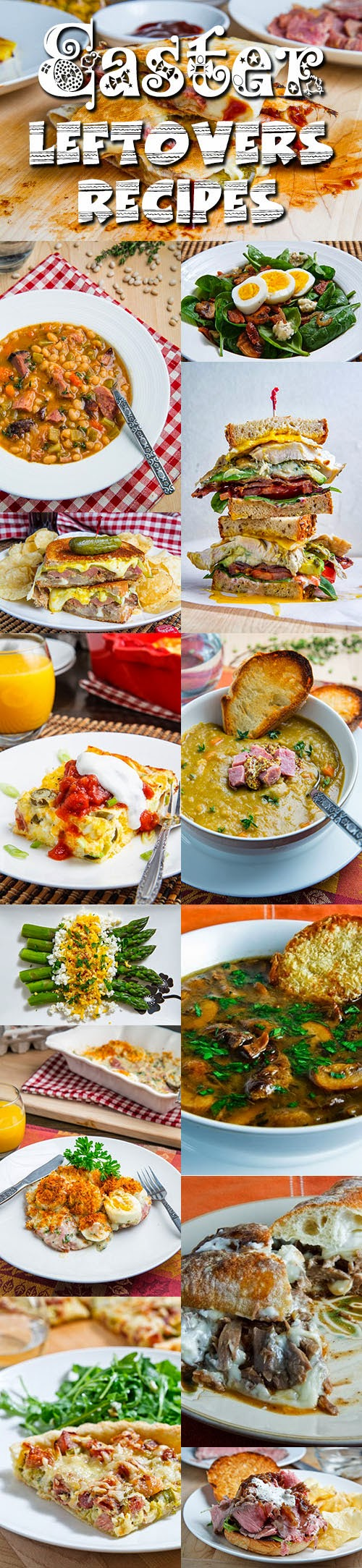 Easter Leftovers Recipes