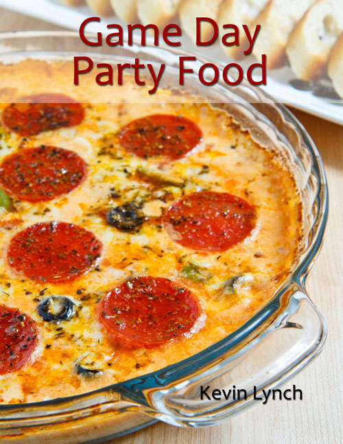 Game Day Party Food Cookbook
