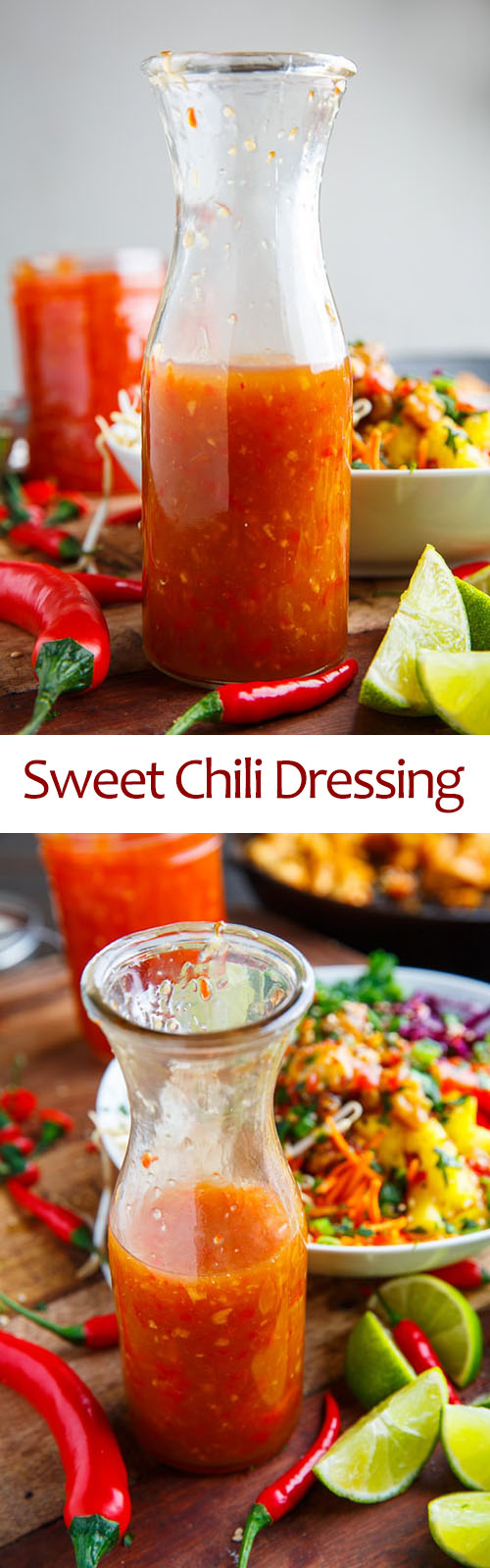 Thai Sweet Chili Dressing