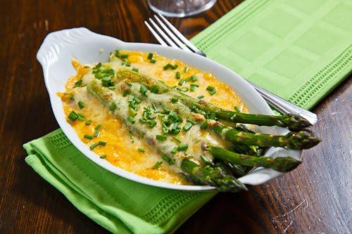 Asparagus Gratin Recipe
