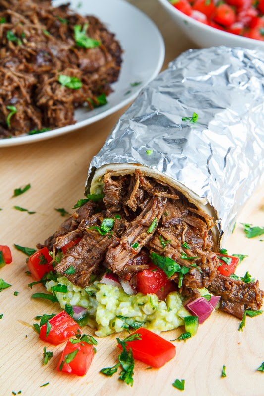 Barbacoa Burritos