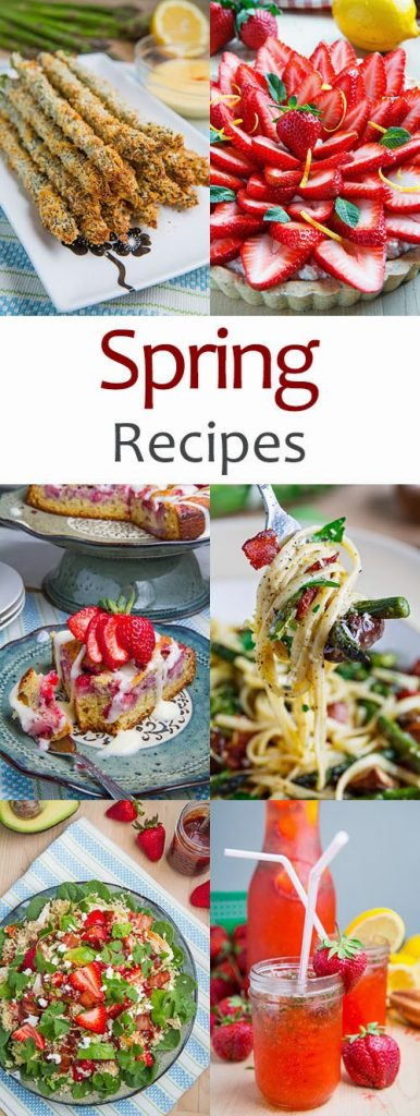 Spring Recipes