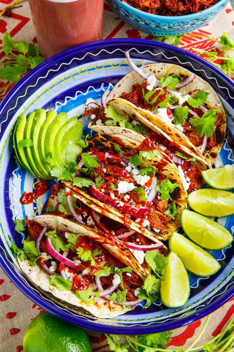 Pork Adobo Tacos