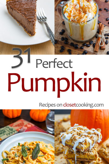 31 Perfect Pumpkin Recipes