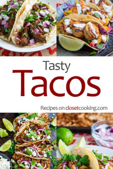 Tasty Tacos Recipes
