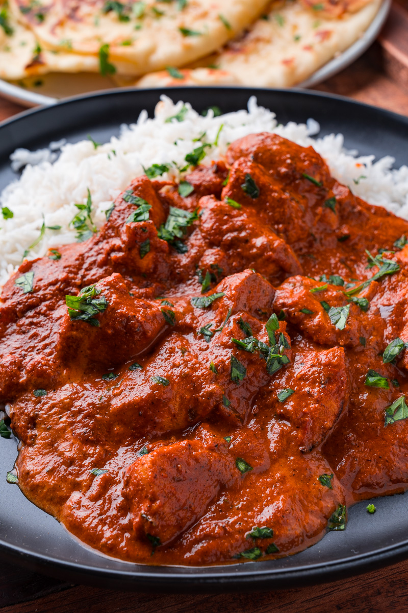 Chicken Tikka Masala Closet Cooking