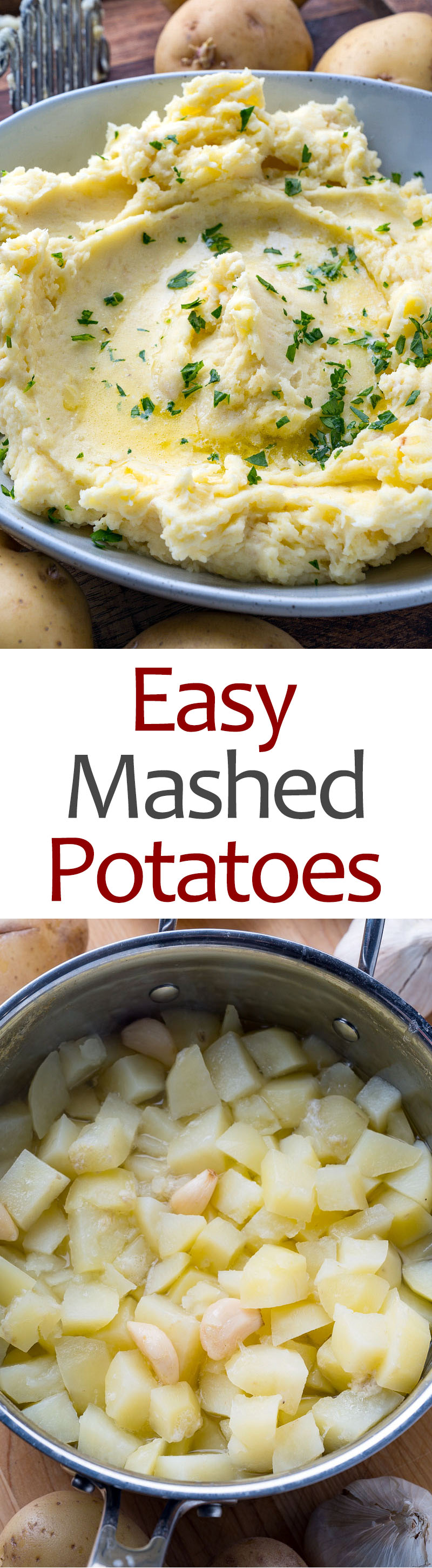 Easy Mashed Potatoes