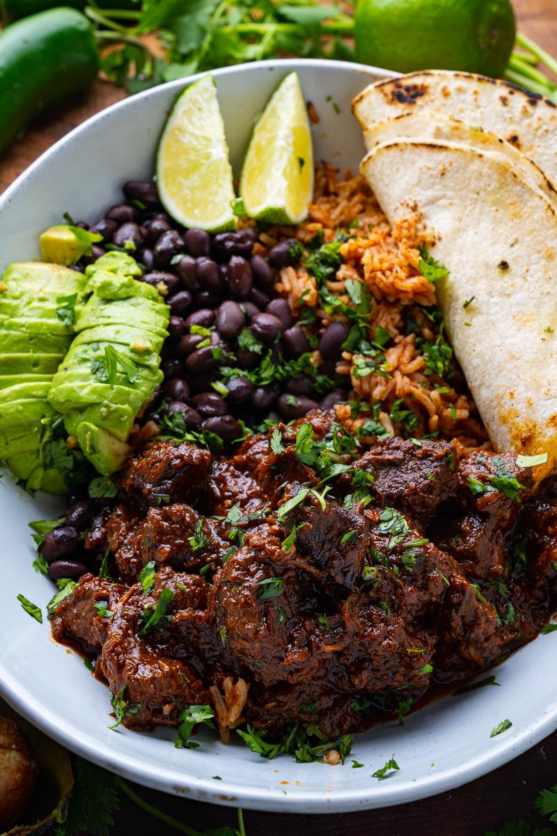 Carne Guisada (Braised Beef)