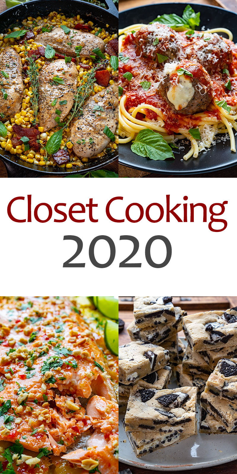 My Favourite Recipes of 2020