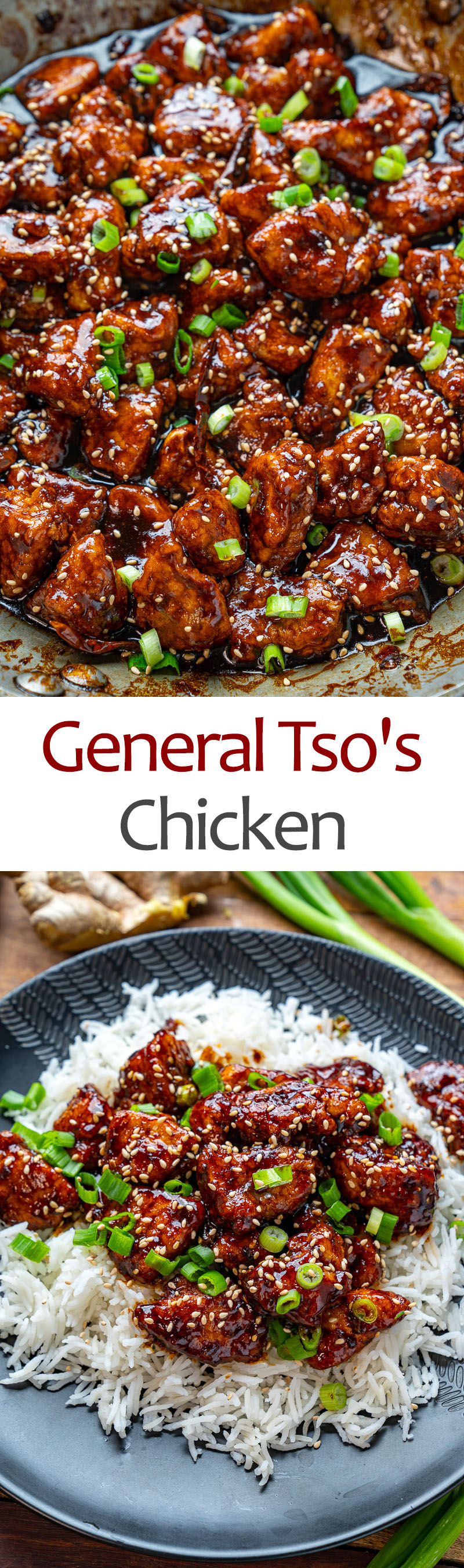 General Tso S Chicken Closet Cooking