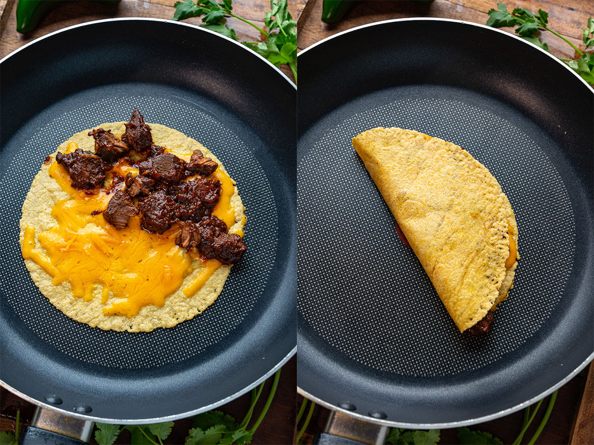 Texas Chili Tacos