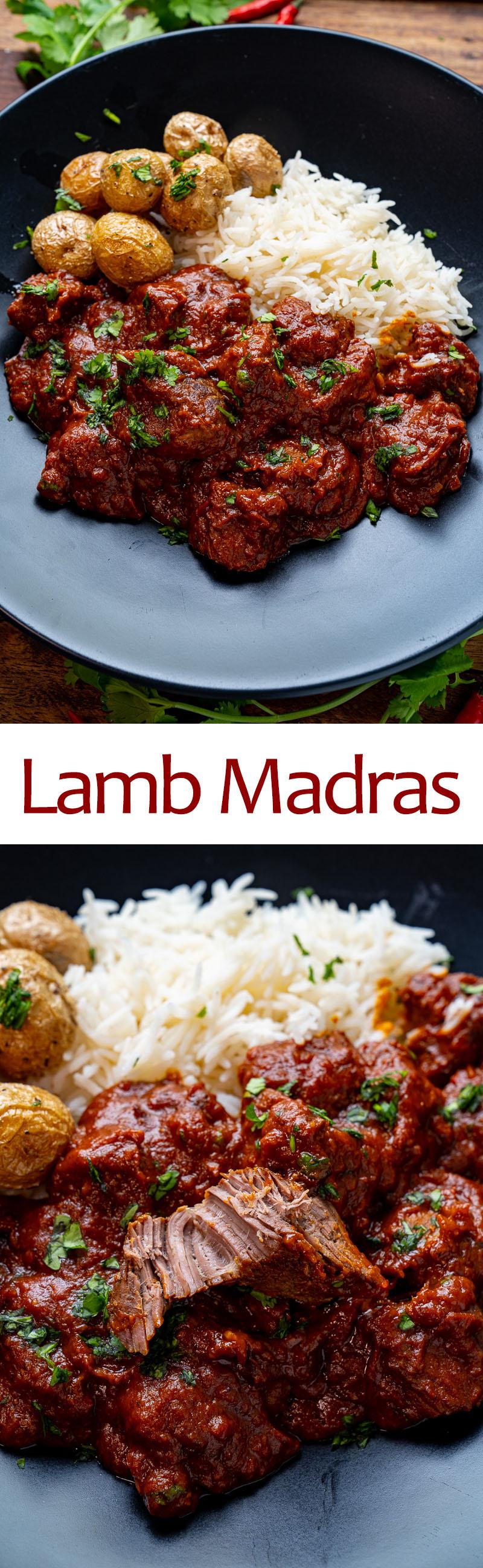 Lamb Madras