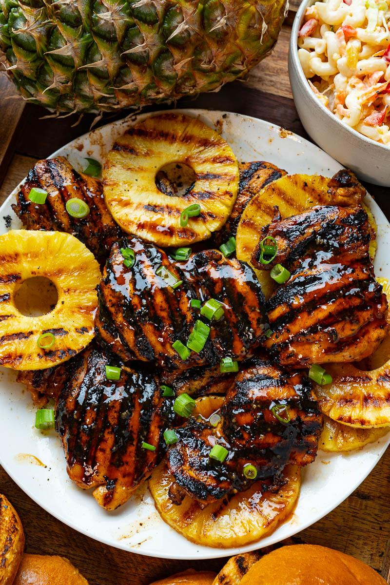 Huli Huli Grilled Chicken