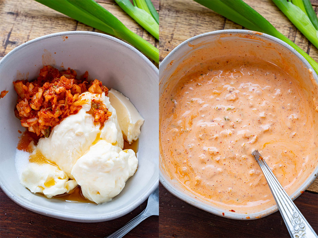 Kimchi Mayo