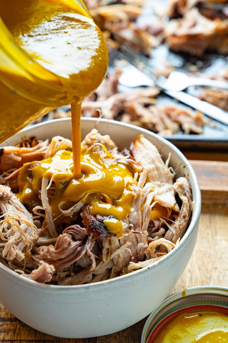 Mustard BBQ Sauce